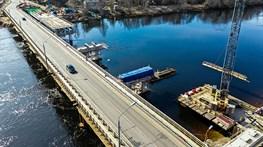 102 мостовых сооружения и 600 км федеральных дорог будут отремонтированы за счет средств от госсистемы «Платон» до 2022 года
