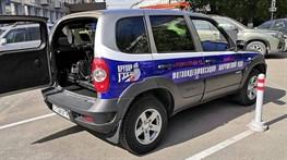 Лазерный мобильный комплекс фиксации нарушений ПДД запускают в Красноярске