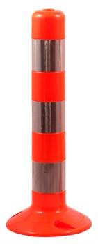 Столбик сигнальный упругий ССУ-480, высота 480 мм - фото 13562