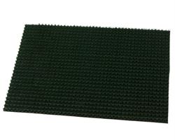 Коврик грязезащитный щетинистый Травка, толщина 10 мм - фото 15225
