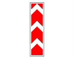 """Маска для дорожной пластины """"Солдатик"""" 8.22.3 """"Препятствие"""" тип """"Б"""" - фото 15616"""