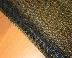 Затеняющая сетка 80% темно-зеленая 4*50 м - фото 17302