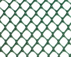 Садовая сетка для клумбы Ф-7, 0,4*10 м, хаки - фото 17342