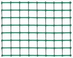 Пластиковая сетка для палисадника Ф-24, 0,5*5 м, хаки-зеленая - фото 17347
