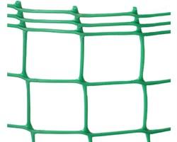 Пластиковая сетка садовая СР-35, 0,5*20 м, зеленая - фото 17348
