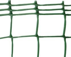 Пластиковая сетка садовая СР-35, 0,5*20 м, хаки - фото 17350