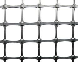 Пластиковая сетка садовая ЗР-15, 1*20 м, серая - фото 17361
