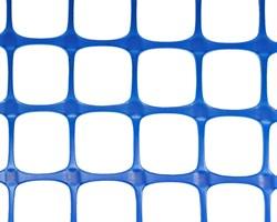 Пластиковая сетка садовая ЗР-15, 1*20 м, синяя - фото 17362