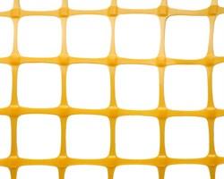 Пластиковая сетка садовая ЗР-15, 1*20 м, желтая - фото 17363