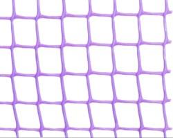 Пластиковая сетка садовая СР-15, 1*20 м, сиреневая - фото 17384
