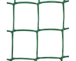Пластиковая сетка садовая СР-50, 1*20 м, хаки - фото 17392