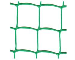 Пластиковая сетка садовая СР-50, 1*20 м, зеленая - фото 17422