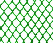 Садовая сетка для клумбы Ф-7, 0,4*10 м, зеленая
