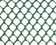 Садовая сетка для клумбы Ф-7, 0,4*10 м, хаки