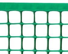 Пластиковая сетка для палисадника Ф-24, 0,5*10 м, хаки-зеленая