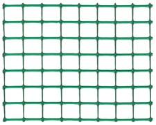 Пластиковая сетка для палисадника Ф-24, 0,5*5 м, хаки-зеленая