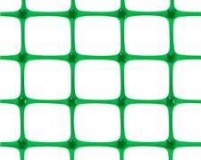 Пластиковая сетка садовая ЗР-15, 1*20 м, лесной зеленый