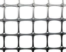 Пластиковая сетка садовая ЗР-15, 1*20 м, серая