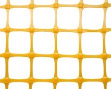 Пластиковая сетка садовая ЗР-15, 1*20 м, желтая