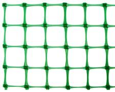 Пластиковая сетка садовая ЗР-45, 1*20 м, лесной зеленый