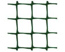 Пластиковая сетка садовая СР-15, 1*20 м, хаки