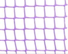 Пластиковая сетка садовая СР-15, 1*20 м, сиреневая