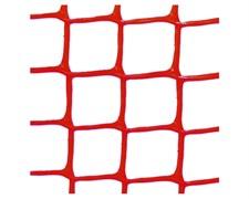 Пластиковая сетка садовая СР-15, 1*20 м, красная