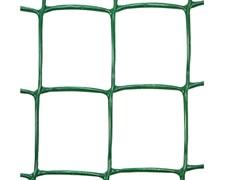 Пластиковая сетка садовая СР-50, 1*20 м, хаки