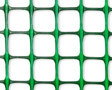 Пластиковая сетка для палисадника Ф-20, 1*10 м, хаки-зеленый