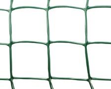 Сетка для поддержки плетистых роз Ф-90, 1*5 м, хаки